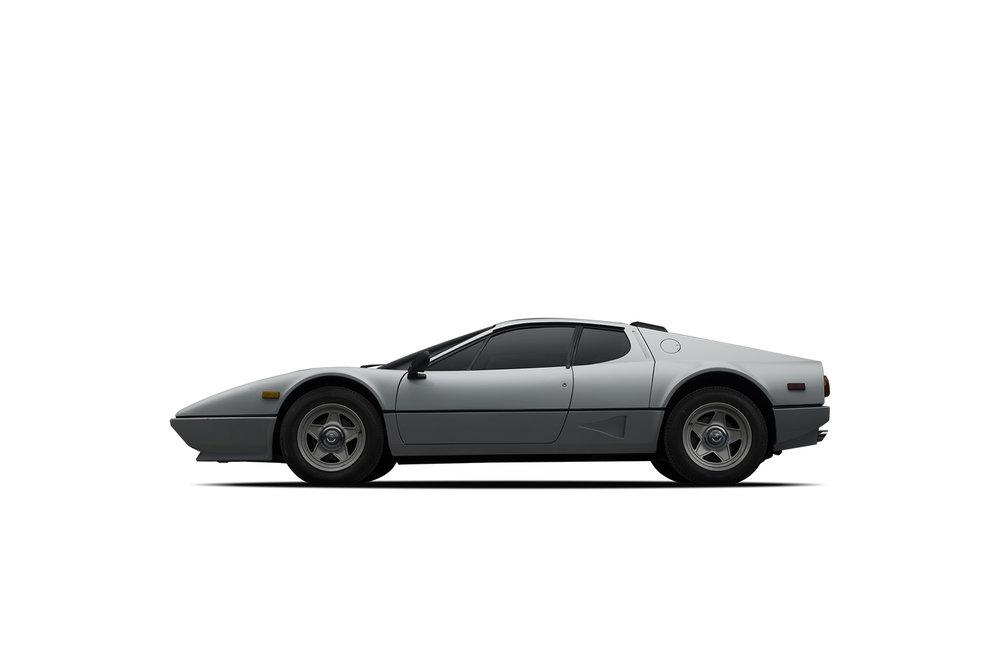 - 1983 Ferrari 512 BBi