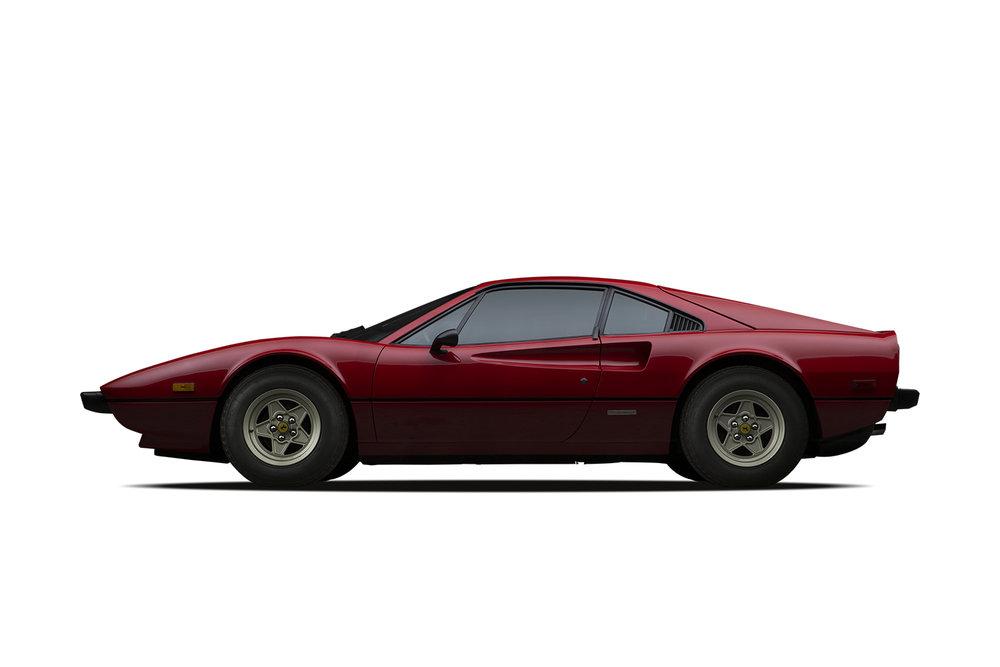 - 1979 Ferrari 308 GTB