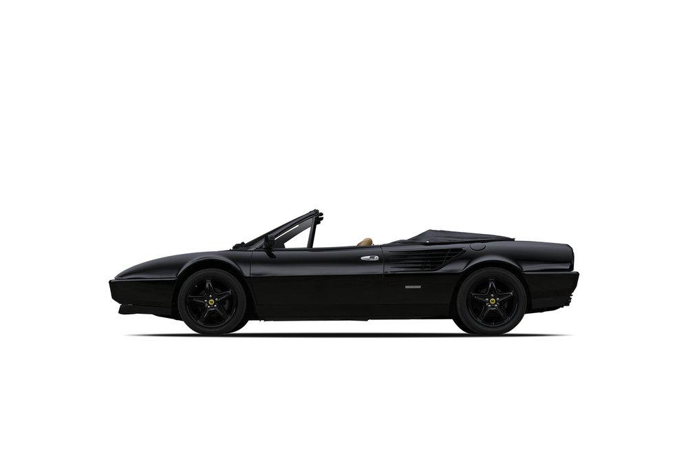 - 1986 Ferrari Mondial Spyder