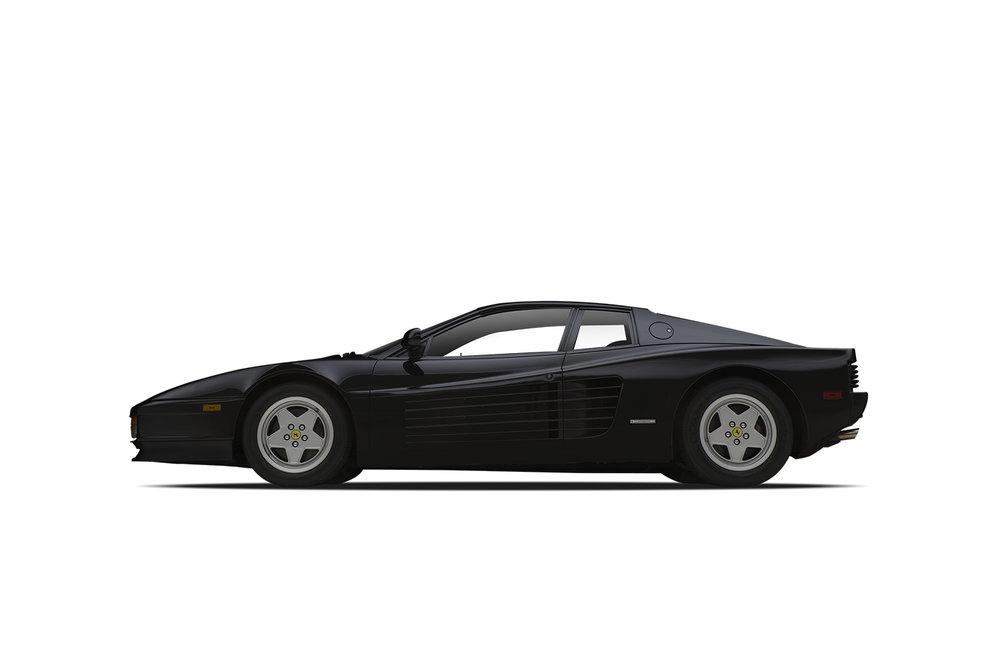 - 1990 Ferrari Testarossa