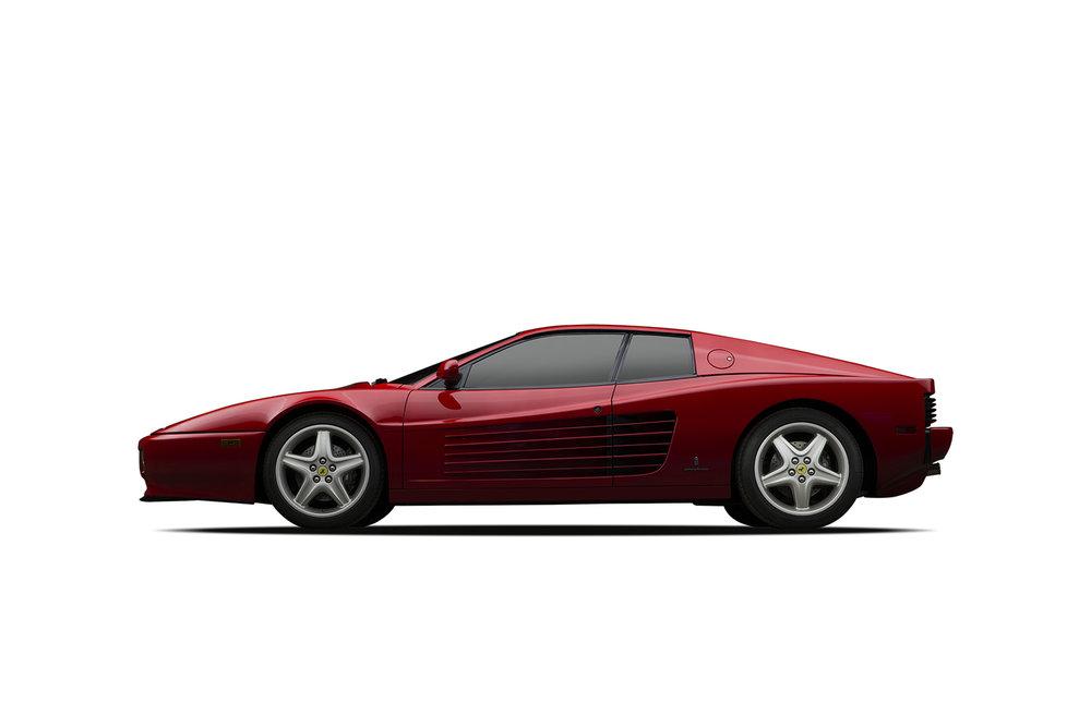 - 1994 Ferrari 512TR Berlinetta