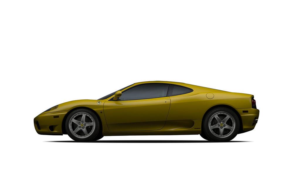 - 1999 Ferrari 360 Modena Challenge Stradale