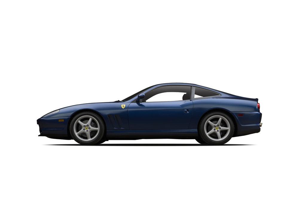 - 2000 Ferrari 550 Maranello