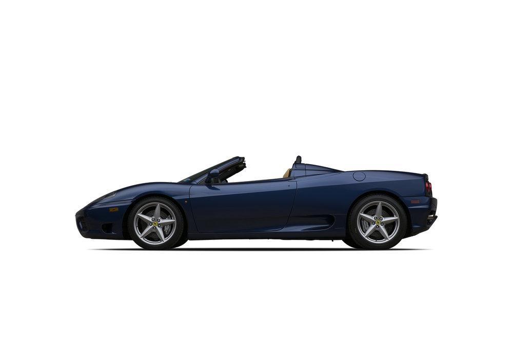 - 2003 Ferrari 360 Spider
