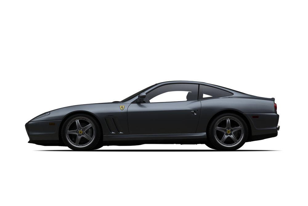 - 2003 Ferrari 575 Maranello