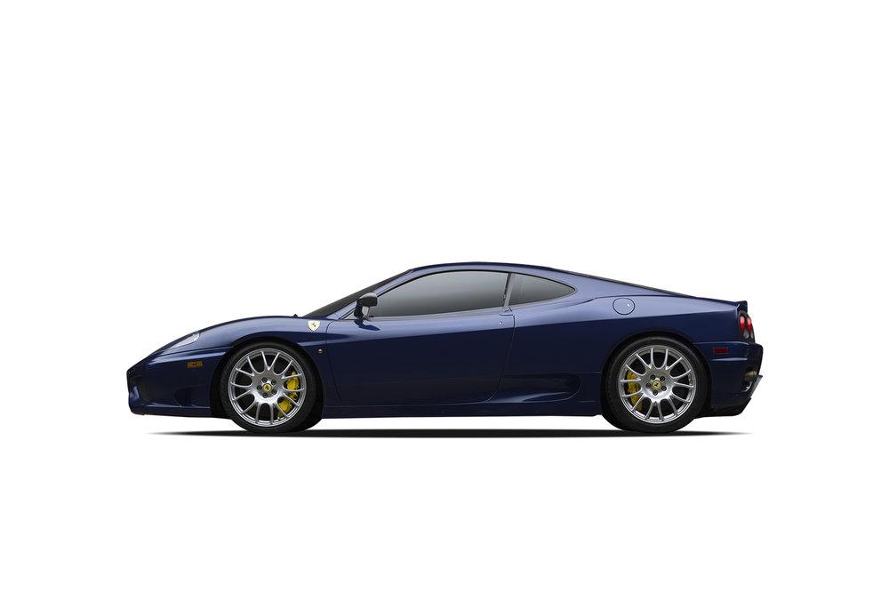 - 2004 Ferrari 360 Challenge Stradale