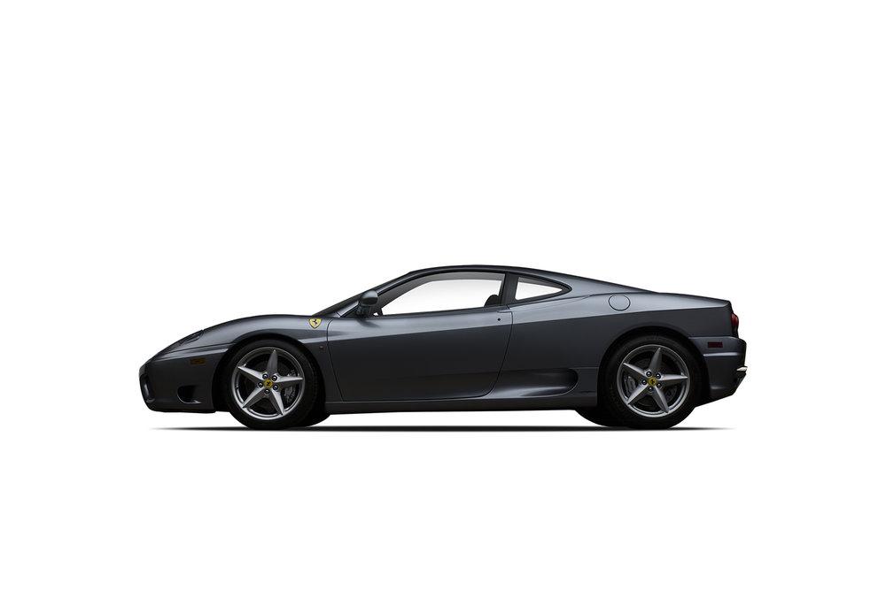 - 2004 Ferrari 360 Modena