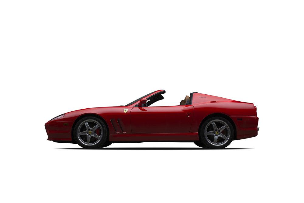 - 2005 Ferrari 575M Superamerica