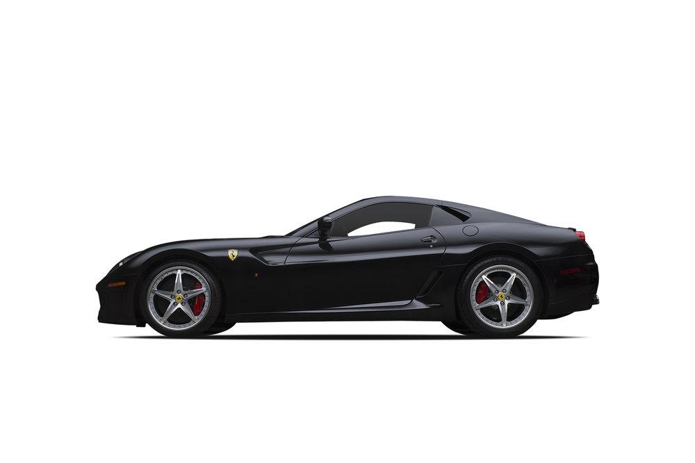 - 2010 Ferrari 599