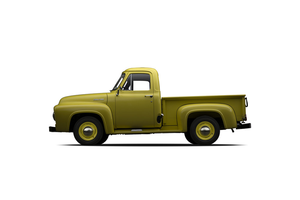 - 1953 Ford F100