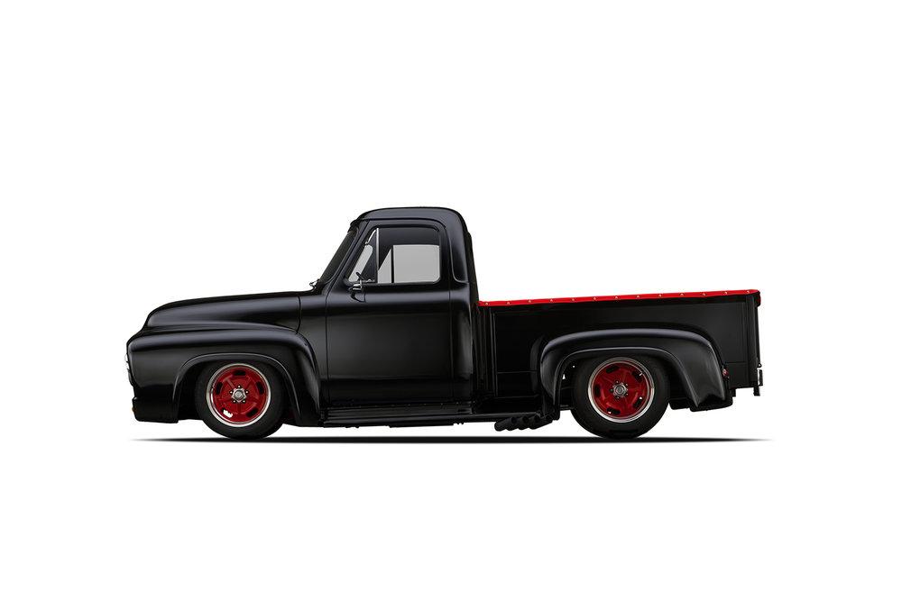 - 1954 Ford Custom