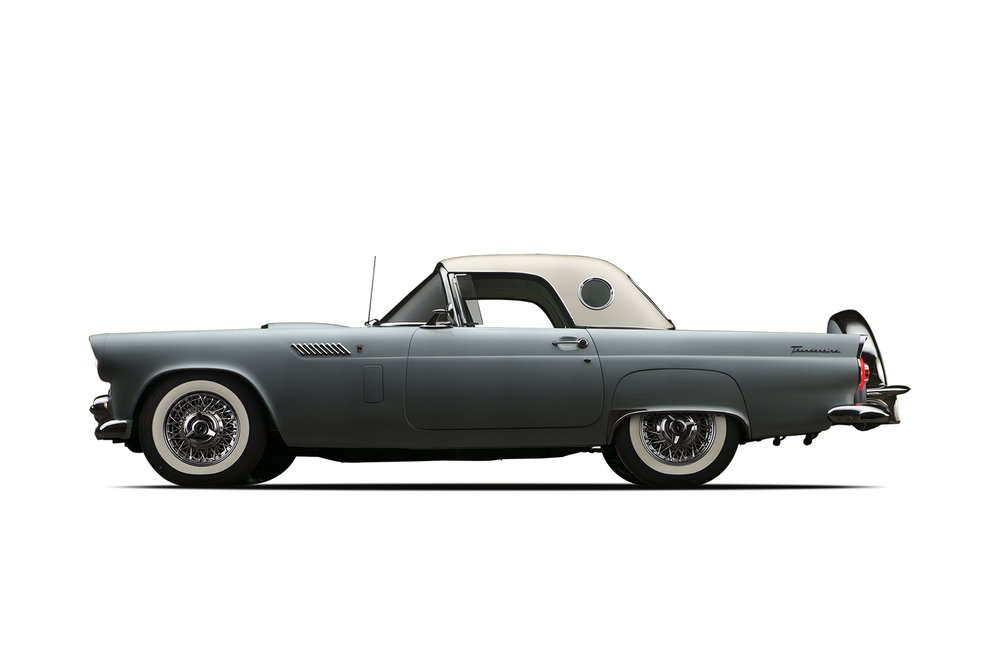 - 1956 Ford Thunderbird