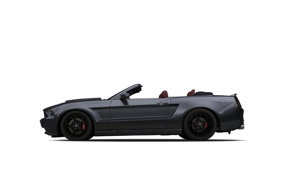 - 2012 Mustang GT Wide Body Convertible