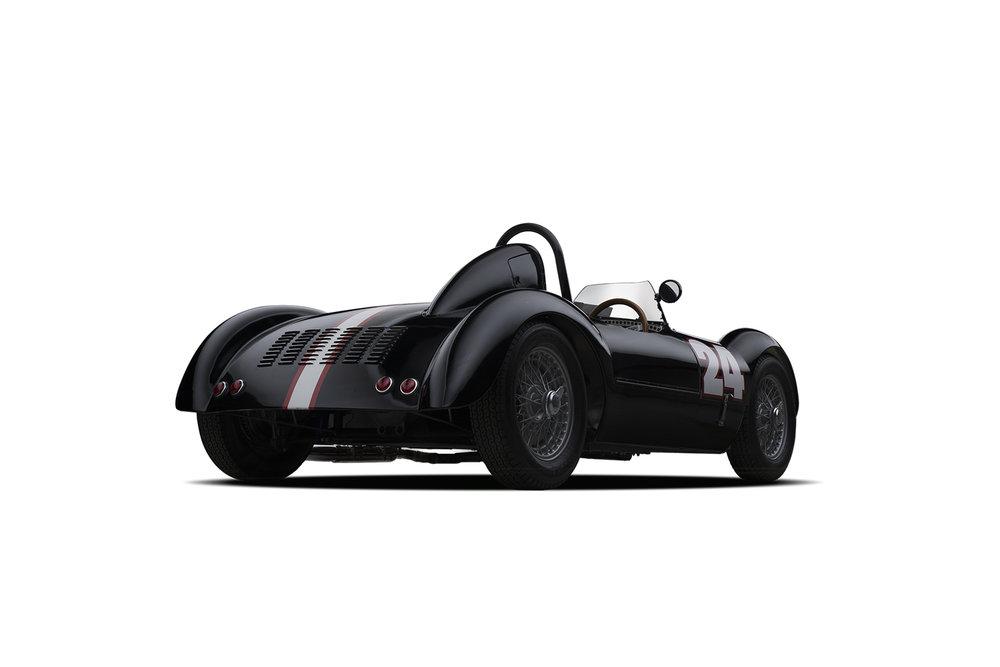 - 1956 Jomar MkII - Rear 3 Quarter