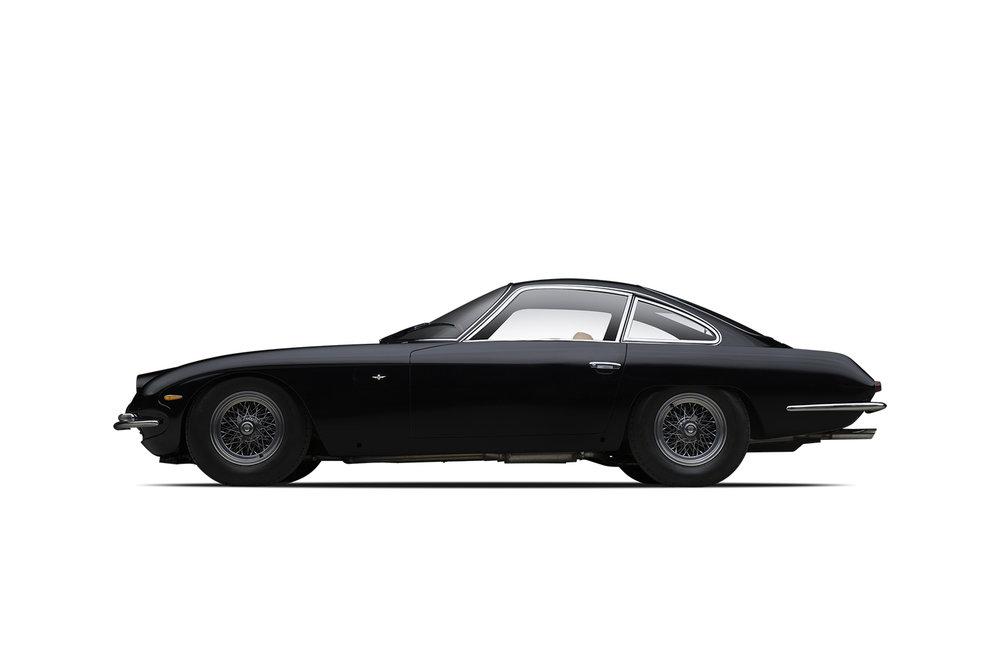 - 1966 Lamborghini 400 GT