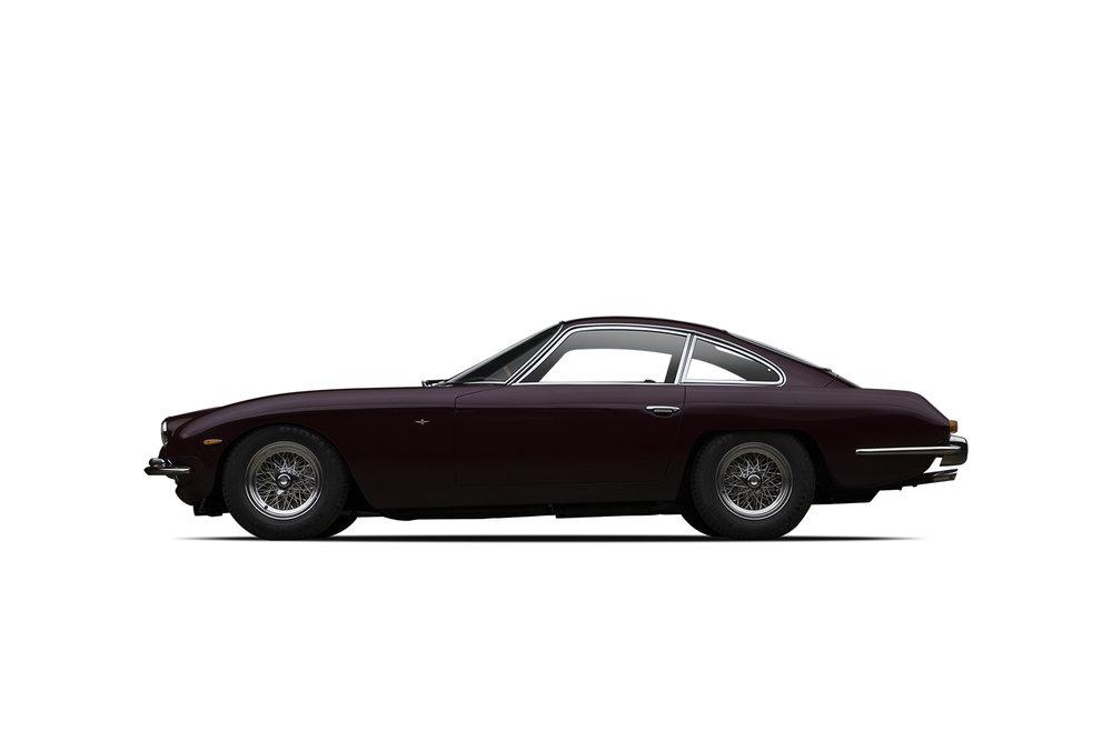- 1968 Lamborghini 400 GT