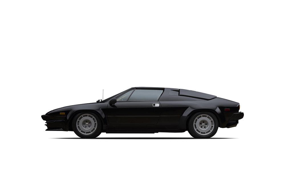 - 1988 Lamborghini Jalpa
