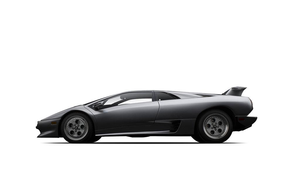 - 1995 Lamborghini Diablo VT