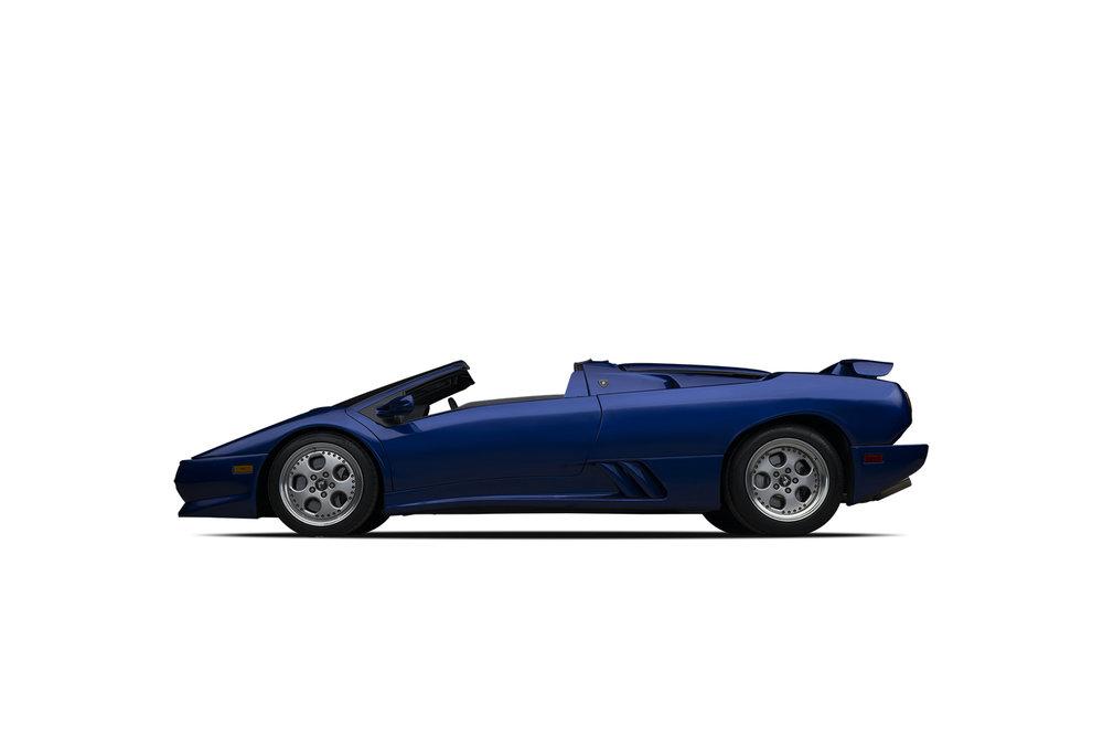 - 1997 Lamborghini Diablo VT Roadster