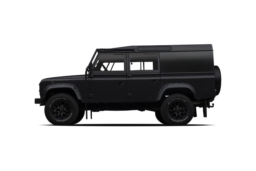 - 1985 Land Rover Defender 110
