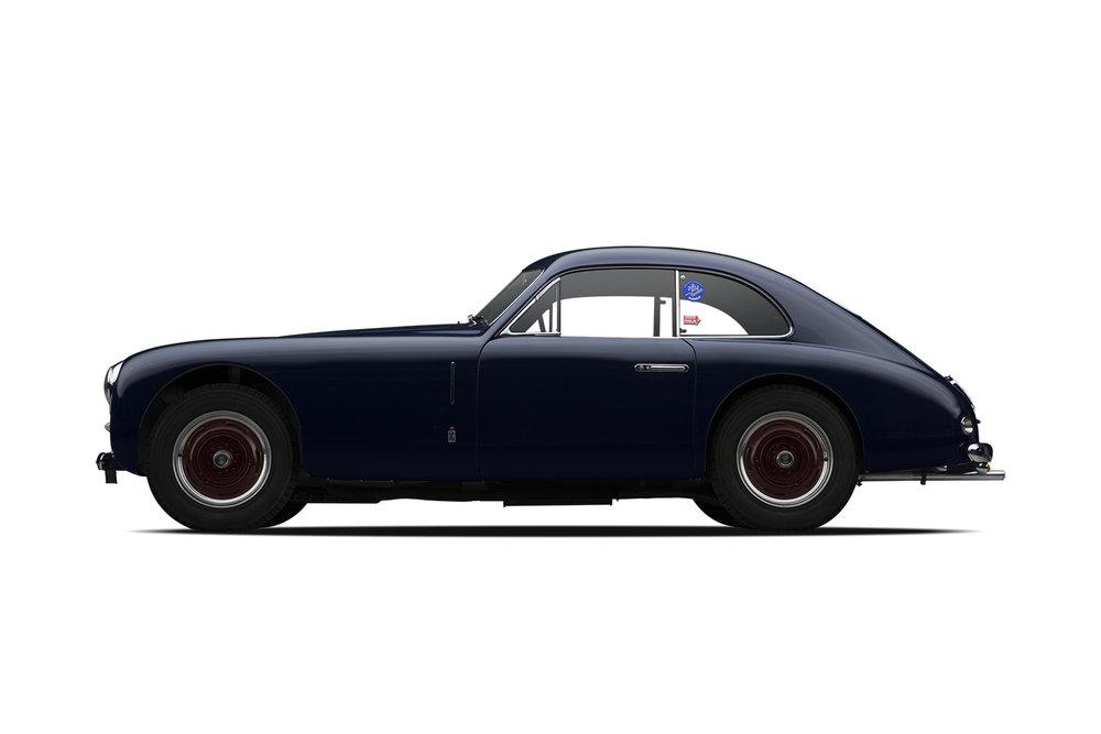 - 1949 Maserati A6 1500 Coupe