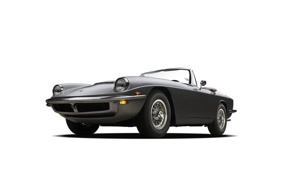 - 1968 Maserati Mistral - 3 Quarter View