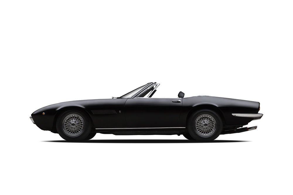 - 1970 Maserati Ghibli