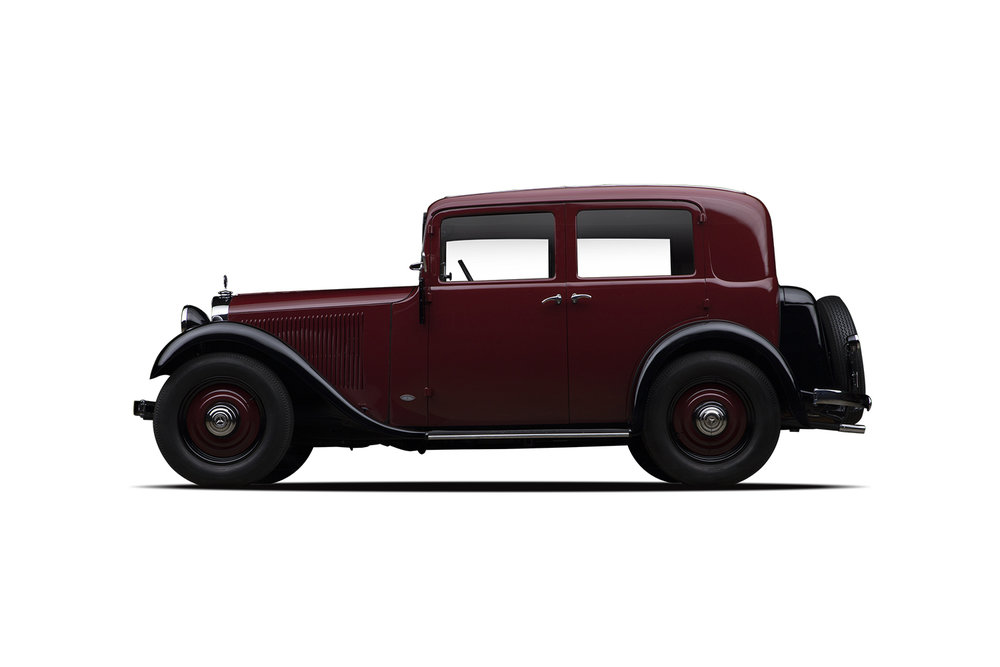 - 1935 Mercedes-Benz 170 Sedan
