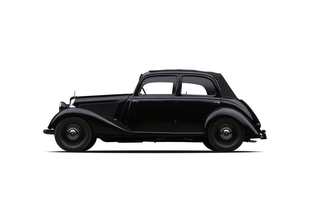 - 1939 Mercedes-Benz 170V Cabriolet