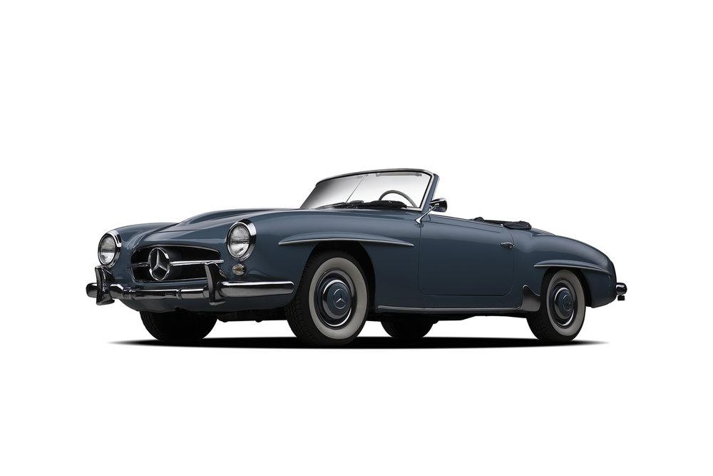 - 1957 Mercedes-Benz 190SL Roadster
