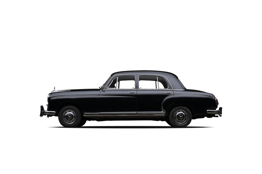 - 1957 Mercedes-Benz 220S