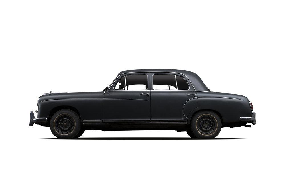- 1959 Mercedes-Benz 220S