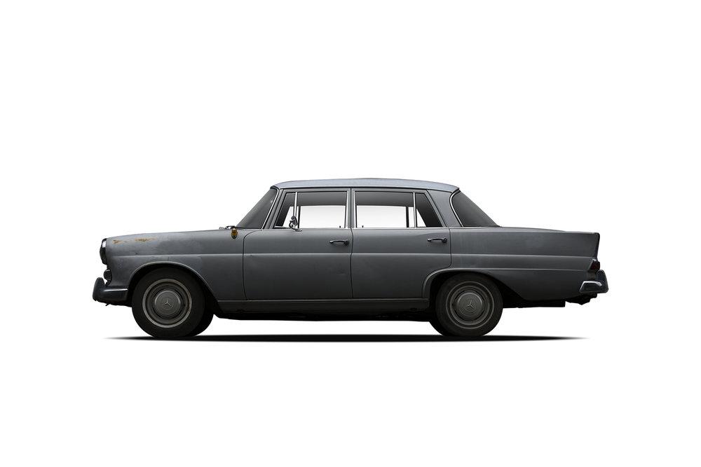 - 1965 Mercedes-Benz 190C