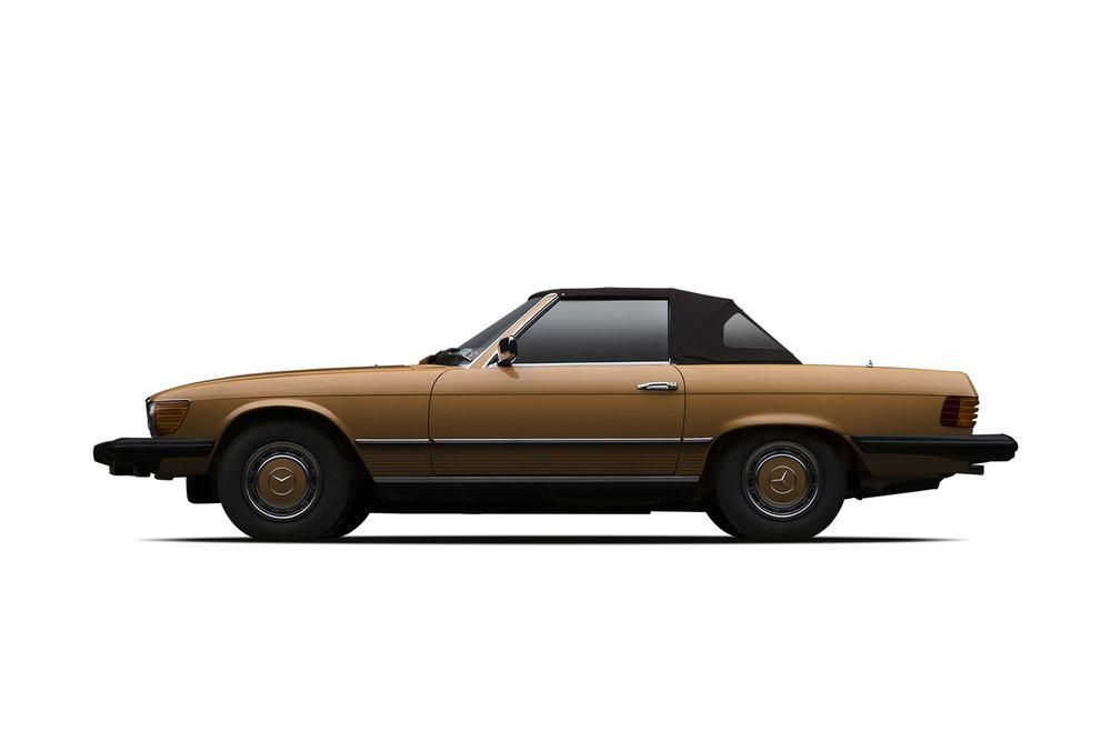 - 1977 Mercedes-Benz 450 SL
