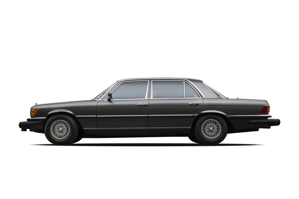 - 1978 Mercedes-Benz 450 SEL