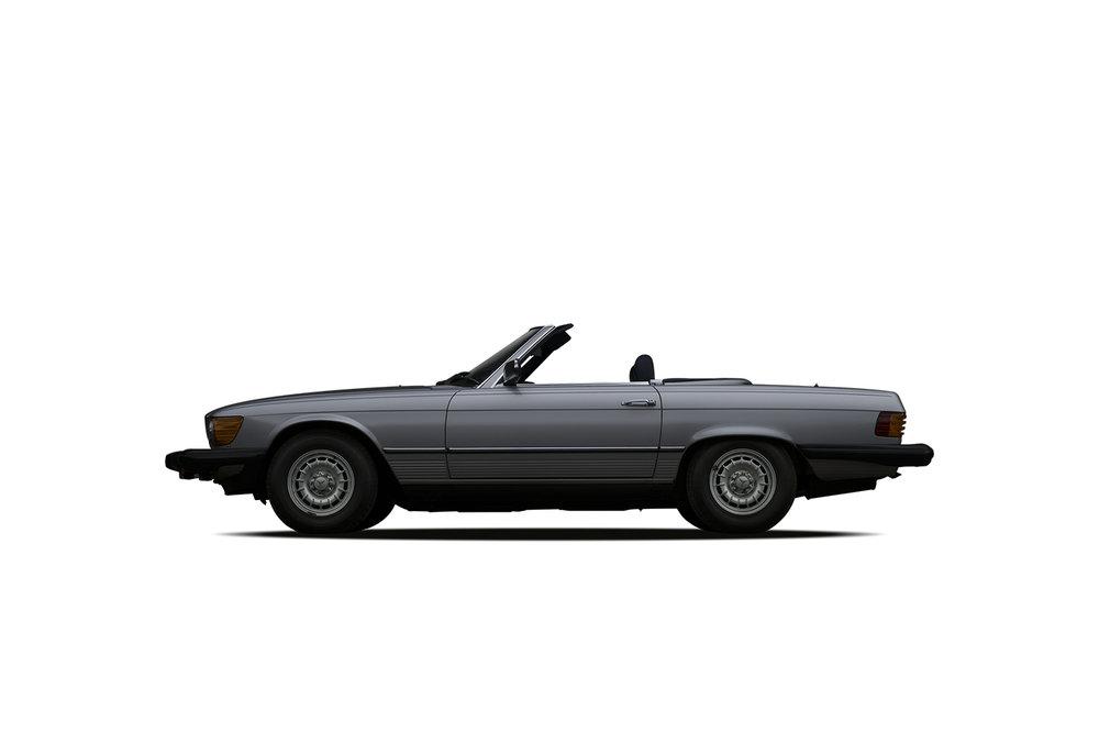 - 1985 Mercedes-Benz 380SL