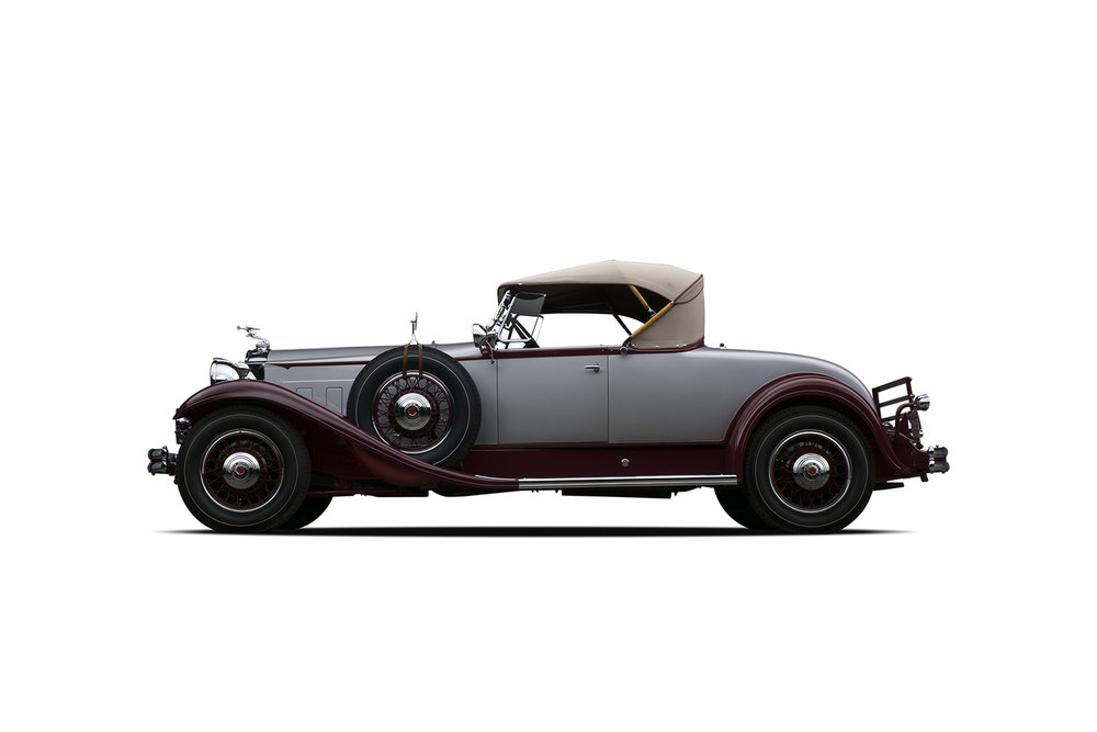 - 1931 Packard 840 Roadster