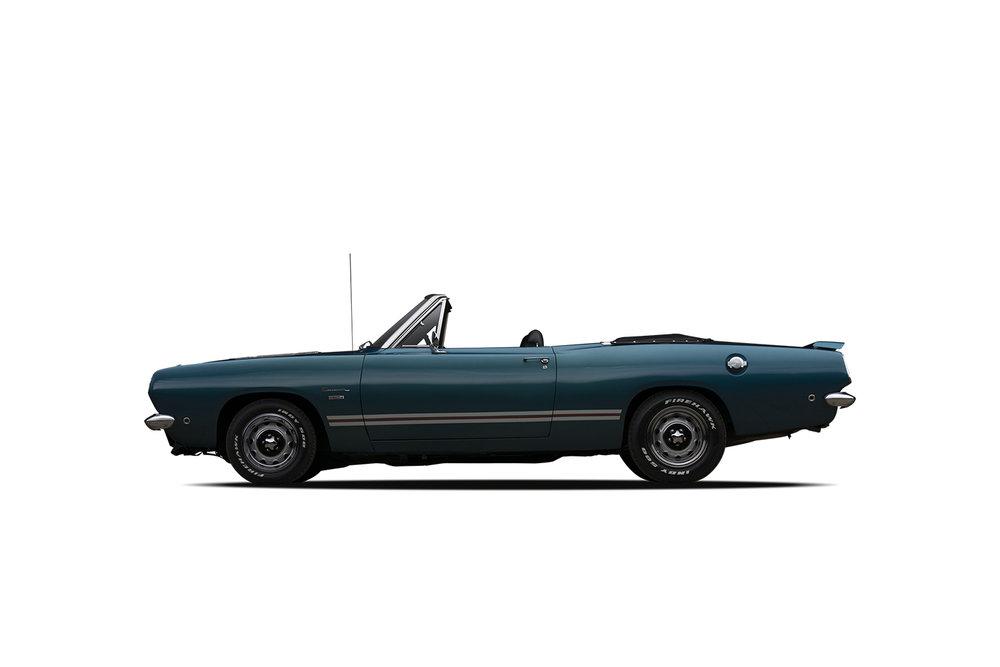 - 1968 Plymouth Barracuda