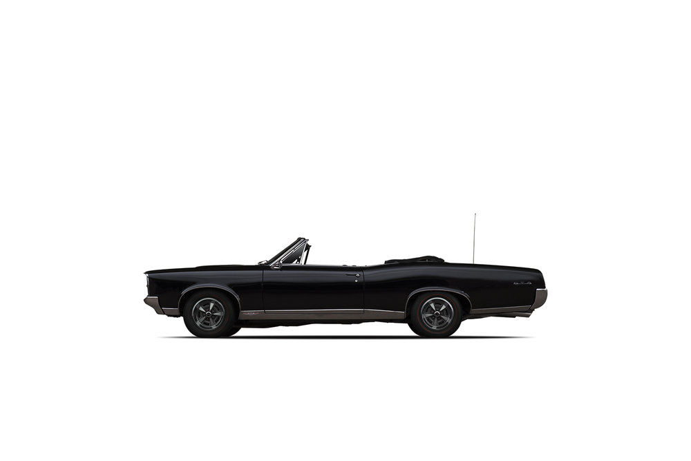 - 1967 Pontiac GTO Convertible