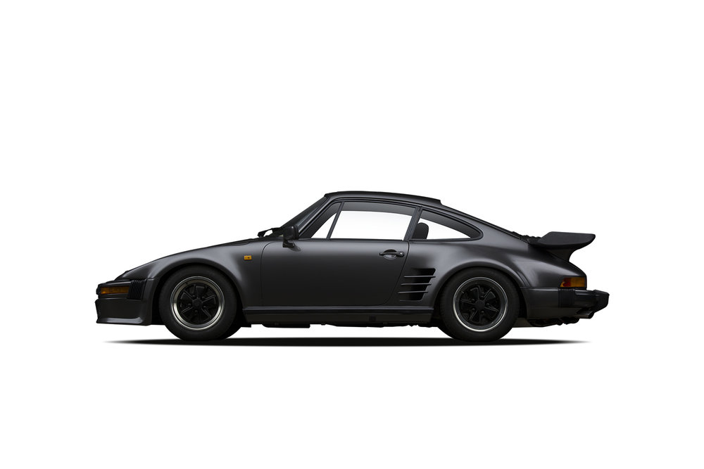 - 1983 Porsche 930 Slant Nose Turbo