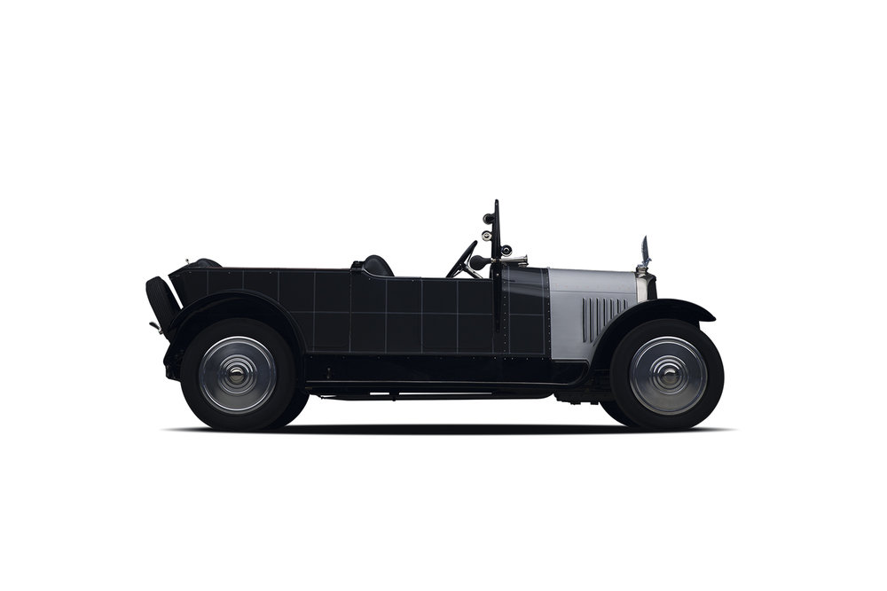 - 1924 Avions Voisin C4S Sport Tourisme