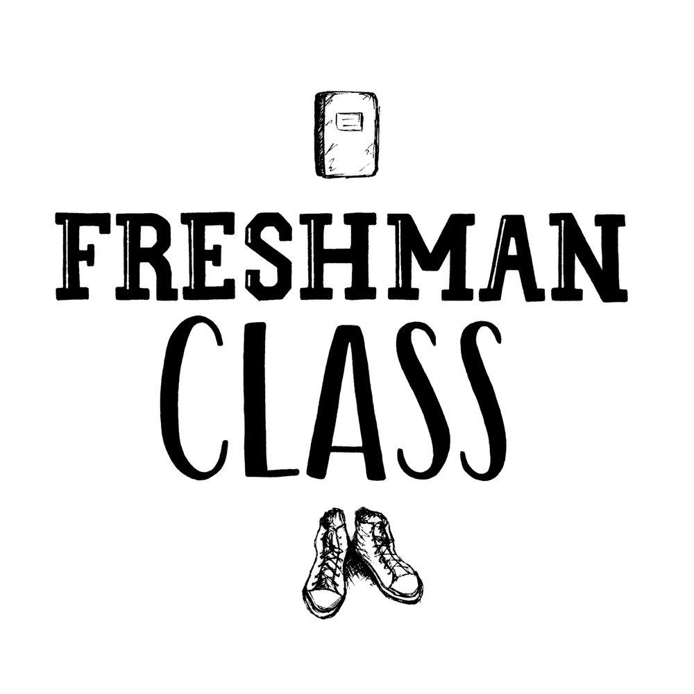 Freshman Class Spot Art