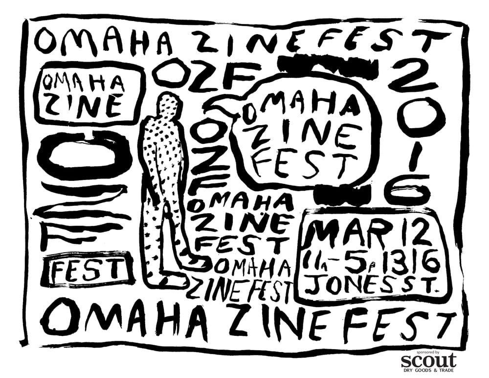 Omaha Zine Fest