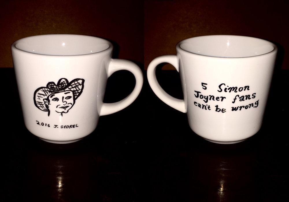 Simon Joyner Mug