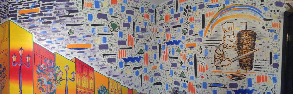 Amsterdam Mural