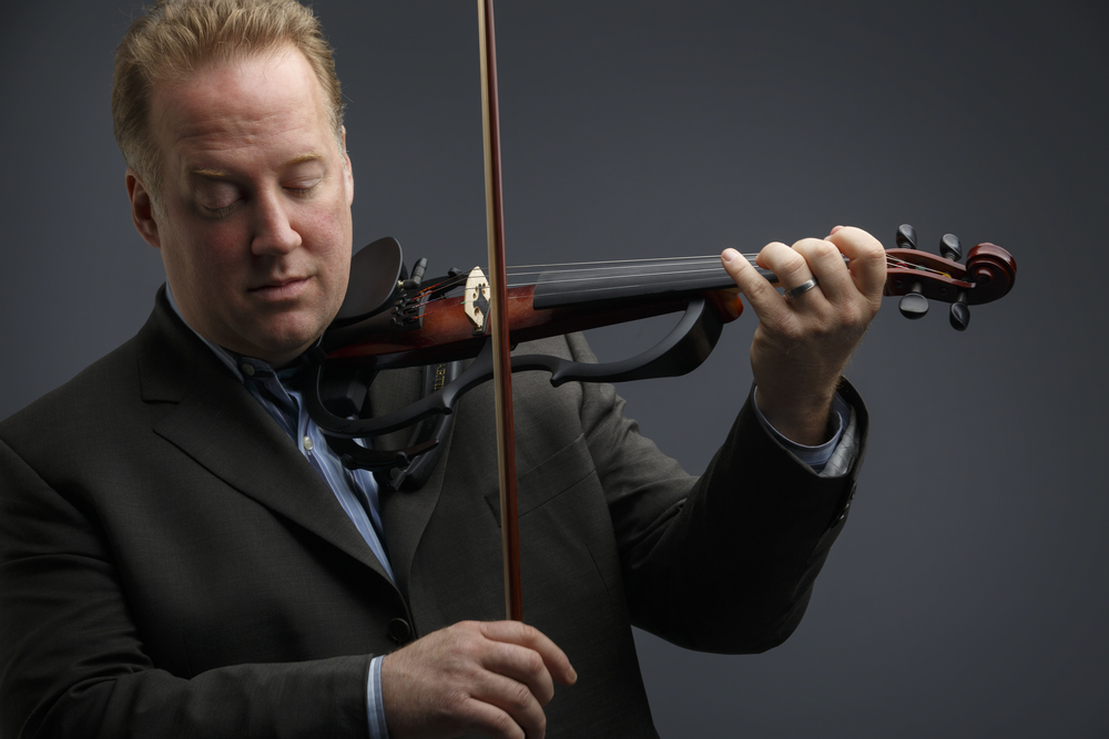 Jazz violinist, Christian Howes