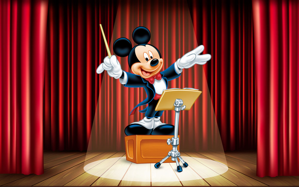 FAMILY CONCERT: Disney® Live in Concert!  • Thursday, July 26, 2018
