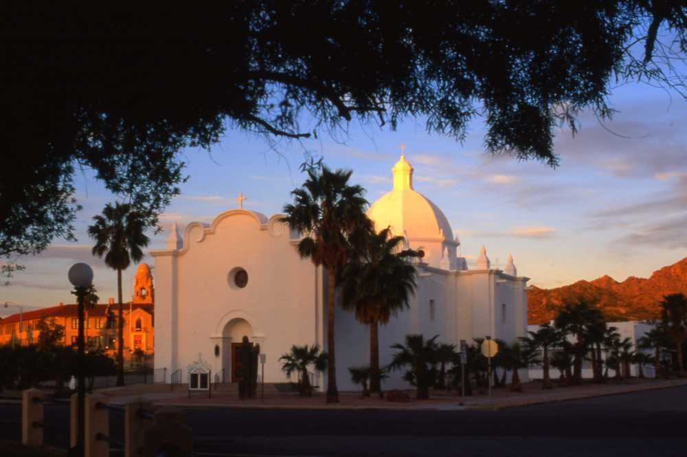 Ajo Catholic Church, 1924