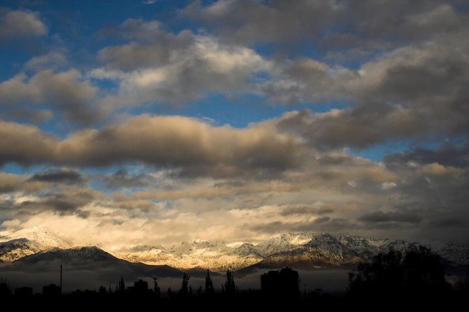 Santiago de Chile. Invierno 2011.