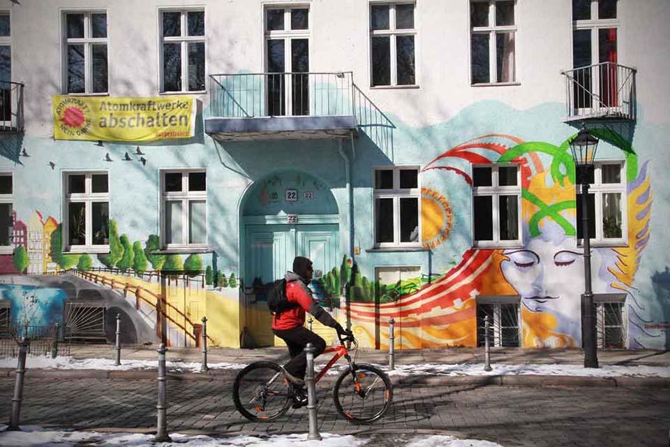 Berlin, Alemania. Primavera 2013.